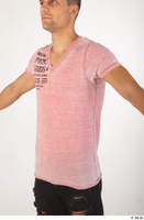 Colin clothing pink t shirt upper body 0002.jpg