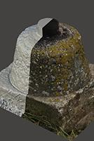 RAW 3D Scan of Concrete