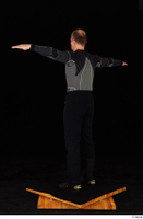 George black thermal underwear clothing standing t-pose whole body 0004.jpg