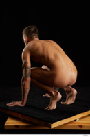 Claudio  1 kneeling nude tattoo whole body 0006.jpg
