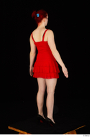 Vanessa Shelby red dress standing whole body 0004.jpg