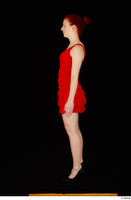 Vanessa Shelby red dress standing whole body 0007.jpg