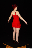 Vanessa Shelby red dress standing whole body 0012.jpg