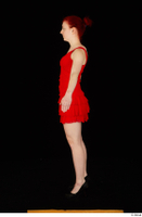 Vanessa Shelby red dress standing whole body 0015.jpg