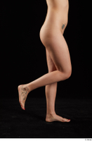 Lady Dee  1 flexing leg nude side view 0006.jpg